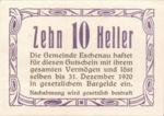 Austria, 10 Heller, FS 186c