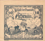 Austria, 10 Heller, FS 187a