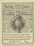 Austria, 50 Heller, FS 206Ic