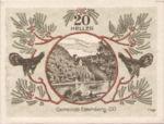 Austria, 20 Heller, FS 189