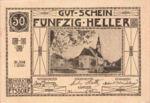 Austria, 50 Heller, FS 190a
