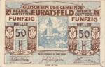 Austria, 50 Heller, FS 192b