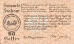 Austria, 50 Heller, FS 205b