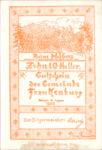 Austria, 10 Heller, FS 206Ia