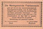 Austria, 50 Heller, FS 209d