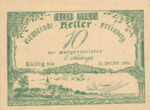 Austria, 10 Heller, FS 211Ia