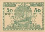 Austria, 50 Heller, FS 211Ia
