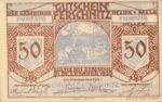 Austria, 50 Heller, FS 198g