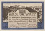 Austria, 99 Heller, FS 200Ia