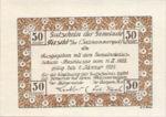 Austria, 50 Heller, FS 215e