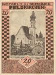 Austria, 20 Heller, FS 196a