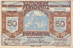 Austria, 50 Heller, FS 198f