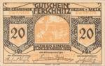 Austria, 20 Heller, FS 198g