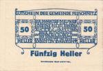 Austria, 50 Heller, FS 198e