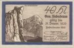 Austria, 40 Heller, FS 200Ia