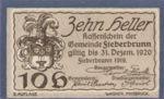 Austria, 10 Heller, FS 200Ib