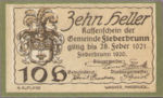 Austria, 10 Heller, FS 200Id