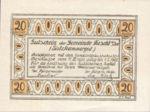 Austria, 20 Heller, FS 215aA