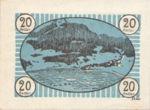 Austria, 20 Heller, FS 215c