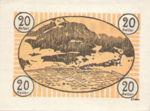 Austria, 20 Heller, FS 215b