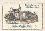 Austria, 10 Heller, FS 316