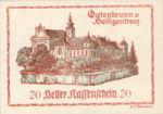Austria, 20 Heller, FS 316