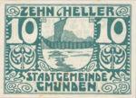 Austria, 10 Heller, FS 240IIa