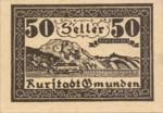 Austria, 50 Heller, FS 240III