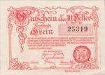 Austria, 10 Heller, FS 276IIc