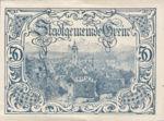 Austria, 50 Heller, FS 276IIc