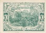 Austria, 10 Heller, FS 276IIIa