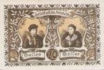 Austria, 20 Heller, FS 302