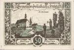 Austria, 50 Heller, FS 302