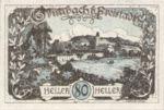 Austria, 80 Heller, FS 302