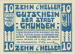 Austria, 10 Heller, FS 240IIb