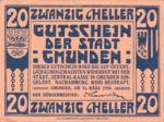 Austria, 20 Heller, FS 240IIb