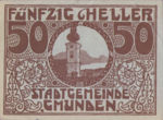 Austria, 50 Heller, FS 240IIb