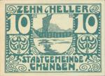 Austria, 10 Heller, FS 240IIc