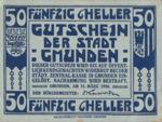 Austria, 50 Heller, FS 240IIe