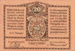 Austria, 20 Heller, FS 289b