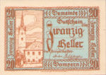 Austria, 20 Heller, FS 221