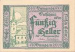 Austria, 50 Heller, FS 221