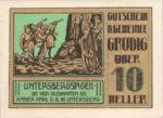 Austria, 10 Heller, FS 290e