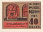 Austria, 40 Heller, FS 290g