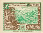 Austria, 20 Heller, FS 292a