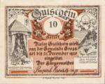 Austria, 10 Heller, FS 292cx