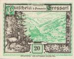 Austria, 20 Heller, FS 292c