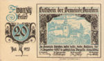 Austria, 20 Heller, FS 217a