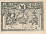 Austria, 50 Heller, FS 218a