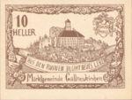 Austria, 10 Heller, FS 218a